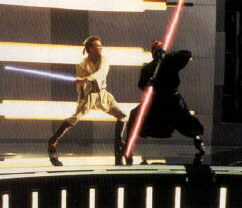 Star Wars: Episode I - The Phantom Menace ... bild 1... obin wan & darth maul